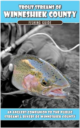 Northeast Iowa RC&D, WCCVB partner on new county trout-fishing guide