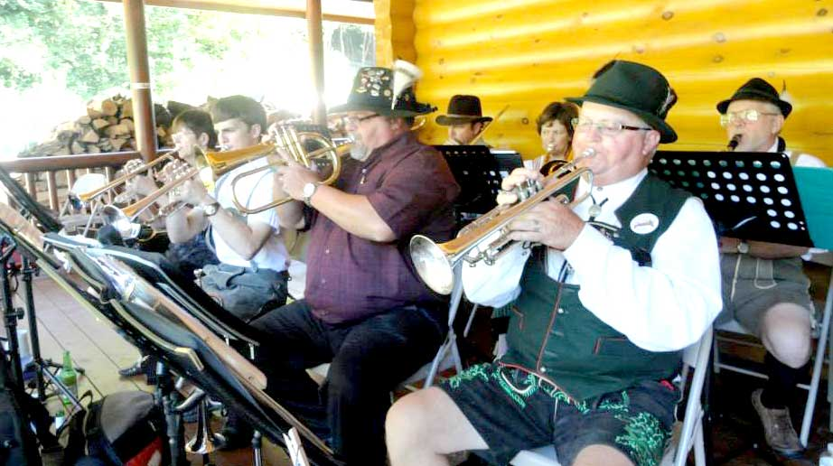 Guttenberg German Band to  perform Thursday, Aug. 20