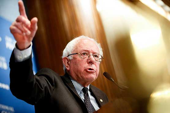 Democratic Presidential Candidate Bernie Sanders to visit Decorah Sunday