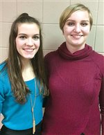 Two DHS vocalists shine  at Dorian Vocal Festival