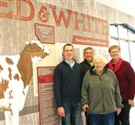 Dairy Foundation hosts Hall of Breeds open house