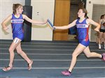 Vikings combine for 15 golds at NEIC Indoor