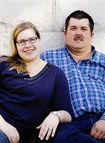 Rebecca Cuvelier, Eric Rausch to wed
