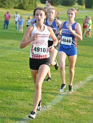 Racing to victory; Decorah claims all four titles at Waukon Invite
