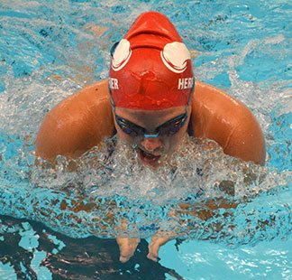 Decorah finishes sixth at Cougar invite